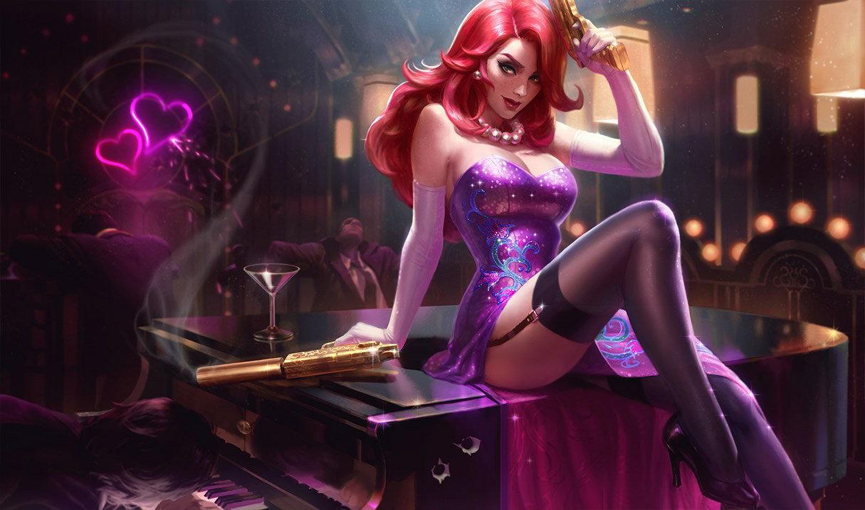 Geheimagentin Miss Fortune